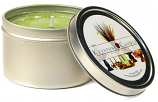 4 oz Sage and Citrus Candle Tins