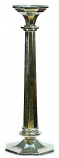 Aluminum Candlestick 25 Inch