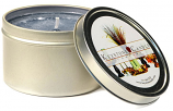 4 oz Clean Linen Candle Tins