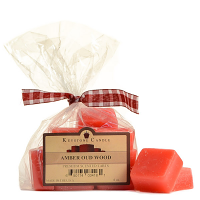 Bag of Amber Oud Wood Scented Wax Melts