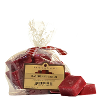 Bag of Raspberry Cream Scented Wax Melts