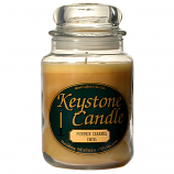 Pumpkin Caramel Swirl Jar Candles 26 oz