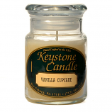 Vanilla Cupcake Jar Candles 5 oz