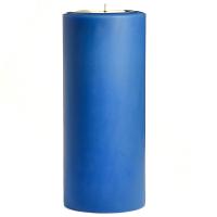 4 x 9 Blueberry Cobbler Pillar Candles