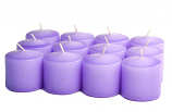 Unscented Orchid Votive Candles 15 Hour