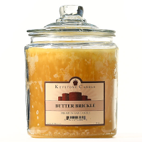 Butter Brickle Jar Candles 64 oz