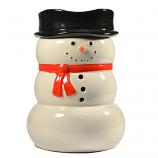 Lumpy Snowman Tart Burner