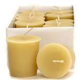 Pumpkin Caramel Swirl Scented Votive Candles