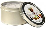 8 oz Wedding Cake Candle Tins