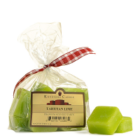 Bag of Tahitian Lime Scented Wax Melts