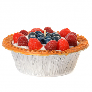 5 inch Berry Pie Candles