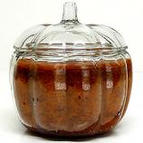 Pumpkin Jar Candle