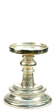Aluminum Candle Holder Short