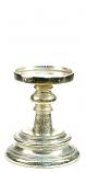 Aluminum Candle Holder Short
