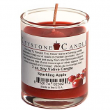 Sparkling Apple Soy Votive Candle in Glass