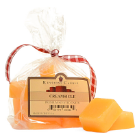 Bag of Creamsicle Scented Wax Melts