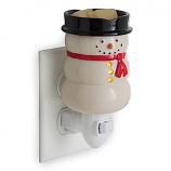 Lumpy Snowman Mini Tart Burner