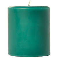 4 x 4 Fresh Rain Pillar Candles