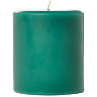 4 x 4 Fresh Rain Pillar Candles