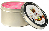 8 oz Sweetheart Rose Candle Tins