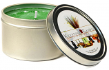 4 oz Pine Candle Tins
