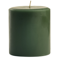 3 x 3 Tuscan Herb Pillar Candles