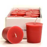 Crangerine Scented Votive Candles