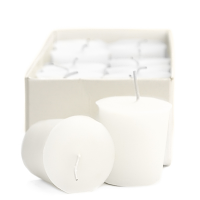 Clover and Aloe Scented Votive Candles